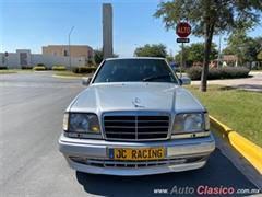 1991 Mercedes Benz Mercedes E420 W124 Sedan