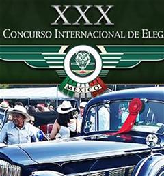 Más información de XXX Gran Concurso Internacional de Elegancia