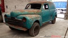 1947 Ford DELIVERY Vagoneta