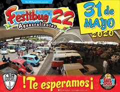 Festibug 22 Aguascalientes