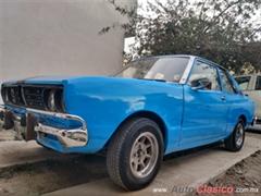 Día Nacional del Auto Antiguo Monterrey 2020 - Datsun 160J 1984
