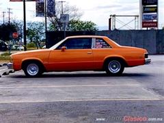 Día Nacional del Auto Antiguo Monterrey 2020 - Chevrolet Malibu Classic Landu 1981