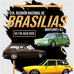 Más información de 5ta Reunión Nacional de Brasilias Monterrey