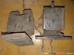 Soportes d motor o caja auto o pick up antiguo