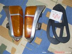 Calaveras de Fiat 600 originales