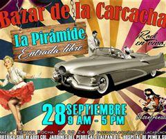 Más información de Bazar de la Carcacha - La Piramide