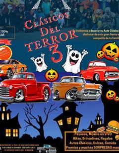 Más información de Clásicos del Terror 3
