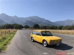 Día Nacional del Auto Antiguo Monterrey 2020 - Volkswagen Brasilia 1975