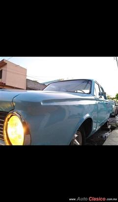1965 Dodge valiant Coupe