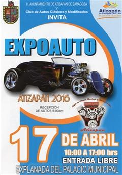 Más información de Expoauto Atizapán 2016