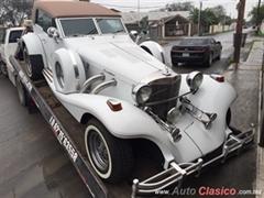 Día Nacional del Auto Antiguo Monterrey 2019 - Exclaibur Phaeton 1982