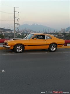 Día Nacional del Auto Antiguo Monterrey 2020 - jobed1986@gmail.com Ford Maverick 1975