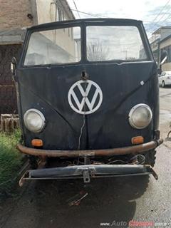 1957 Volkswagen COMBI Pickup