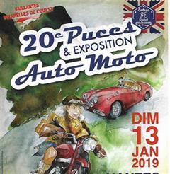 Más información de 20e Puces & Exposition Auto Moto de la Beaujoire
