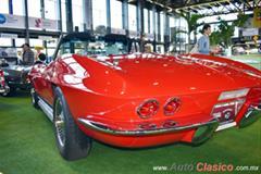 1967 Chevrolet Corvette Stingray. Motor V8 de 427ci que desarrolla 435hp