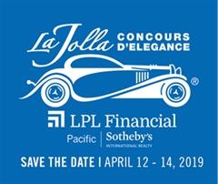 Más información de The 15th Annual La Jolla Concours d'Elegance