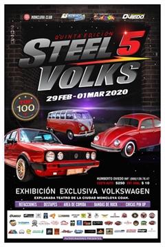 Steel Volks Monclova Quinta Edición