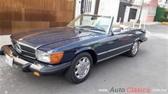 1985 Mercedes Benz 380 sl Convertible