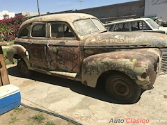 Chevrolet SPECIAL DELUXE Sedan 1941