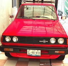 Datsun datsun 720 Pickup 1982