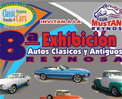 Más información de 8a Exhibición Reynosa