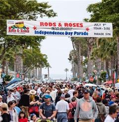 Más información de 22nd Annual Rods & Roses Car Show