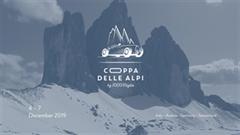 Coppa delle Alpi by 1000 Miglia 2019
