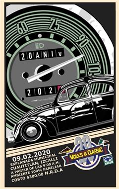 20 aniversario de Volks and Classic