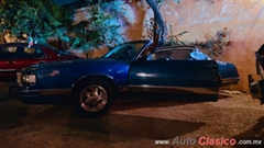 Día Nacional del Auto Antiguo Monterrey 2020 - Chevrolet Monte carlo 1983