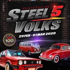 Más información de Steel Volks Monclova Quinta Edición