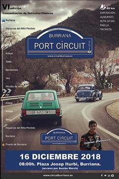 Más información de Burriana Port Circuit 2018