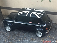 Día Nacional del Auto Antiguo Monterrey 2019 - Mini Mini Cooper 1970