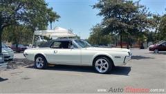 Día Nacional del Auto Antiguo Monterrey 2020 - Ford Mercury Cougar Xr-7 1968