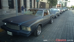 Día Nacional del Auto Antiguo Monterrey 2020 - Chevrolet Montecarlo 1979