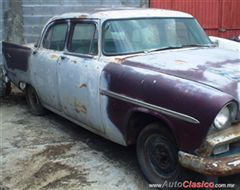 Plymouth Belvedere Sedan 1956