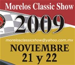 Más información de Morelos Classic Show 2009