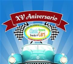 Más información de XV Aniversario Classic Trucks & Cars Reynosa