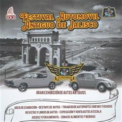 Más información de Festival Automóvil Antiguo de Jalisco 2020