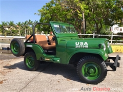 1955 Jeep Willys Convertible