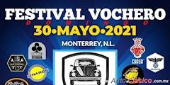 Más información de Festival Vochero Monterrey 2021