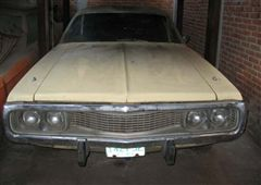 1973 Dodge CORONET Sedan