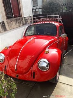 Día Nacional del Auto Antiguo Monterrey 2019 - Volkswagen Sedan 1973