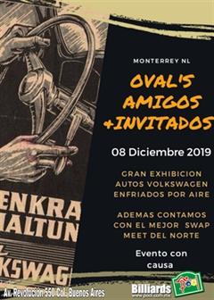 3a Edición Oval's Amigos e Invitados