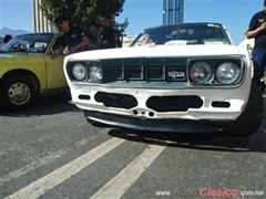 Día Nacional del Auto Antiguo Monterrey 2020 - Nissan Datsun a10 1983