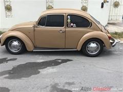 Día Nacional del Auto Antiguo Monterrey 2020 - Volkswagen Sedan 1984