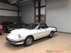 1985 Alfa Romeo Spider Graduate Convertible