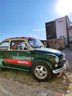1957 Fiat Fiat 600 Sedan