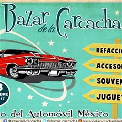 Más información de Bazar de la Carcacha - Museo del Automóvil - Noviembre 2015