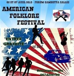 Más información de Américan Folklore Festival