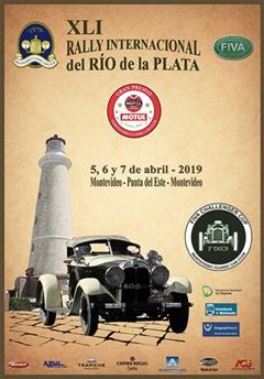 Más información de 41a Edición Rally Internacional del Río de la Plata - Gran Premio Motul